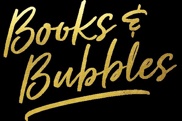 Books & Bubbles dinkus